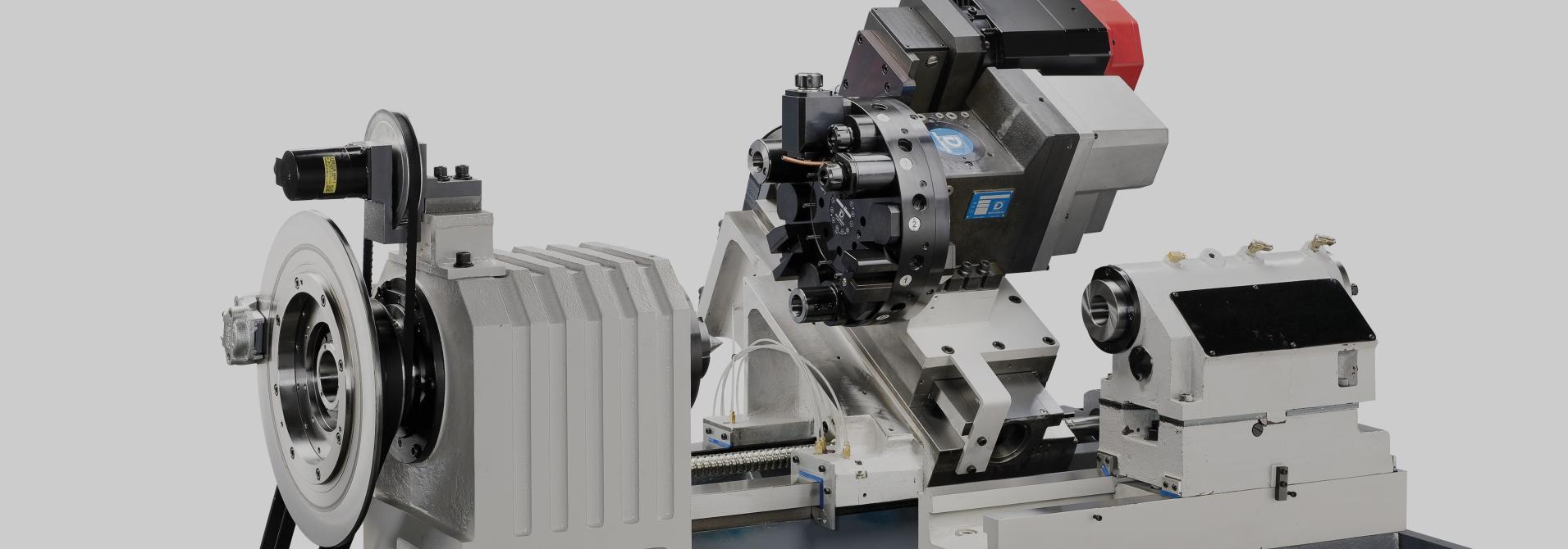 TMT CNC Esztergagépek